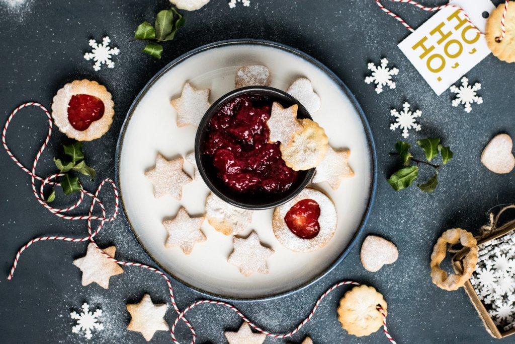 Christmas Food Samples